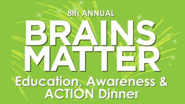 """The EndBrainCancer Initiative to Feature Renowned Brain Cancer and Modified Poliovirus Duke Researcher, Dr. Annick Desjardins, as its Keynote Speaker for the 2019 Annual May """"Brains Matter"""" ACTION Dinner as Advocacy is Underway Now to Bring this Treatment Option to the Seattle Area"""