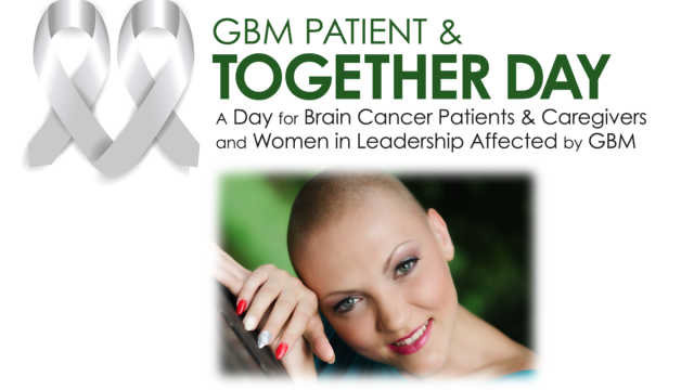 GBM Patient & TOGETHER Day to Honor and Uplift Brain Cancer Patients on Friday, March 15th