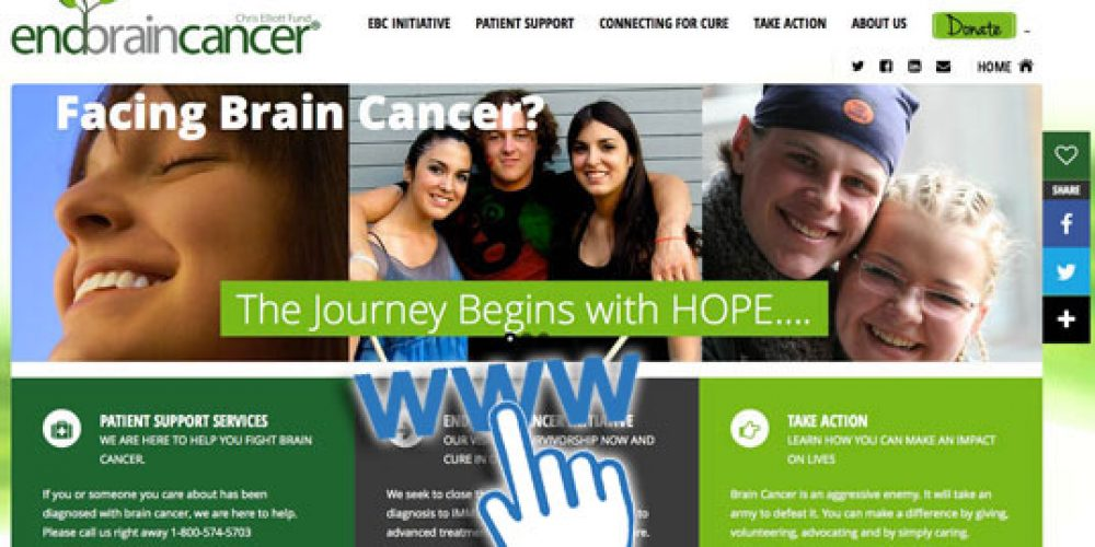 ChrisElliottFund Officially Re-launched as The EndBrainCancer Initiative